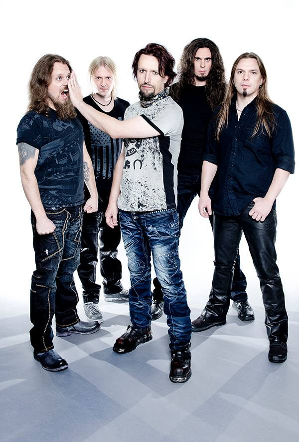 Sonata Arctica Announces North American Fall 2014 Tour