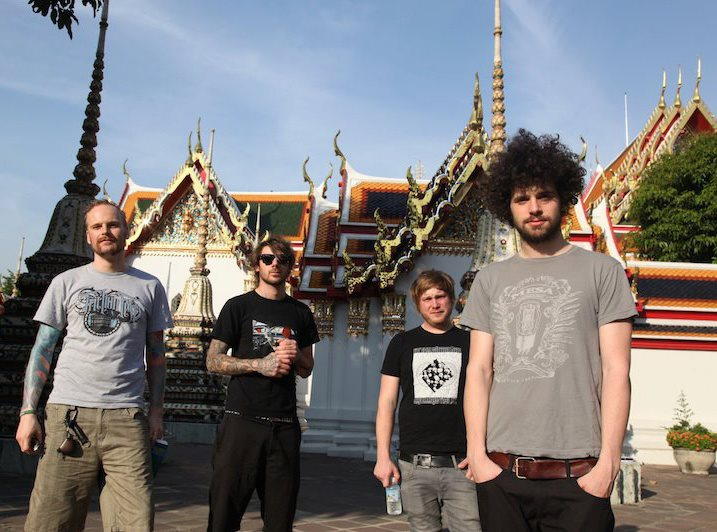 The Ocean Announce Co-Headlining Tour With Scale The Summit