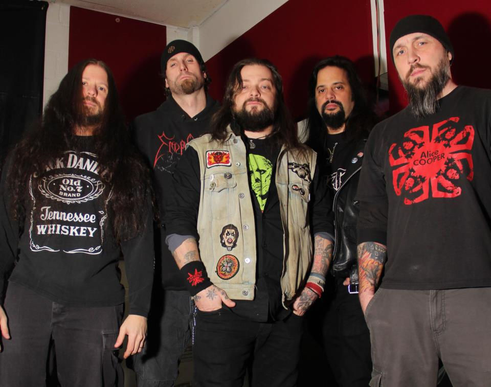 Ringworm Announces U.S. Co-Headline Tour with Death Before Dishonor