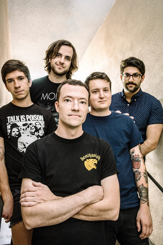 Touché Amoré Announce U.S. Mini-Tour