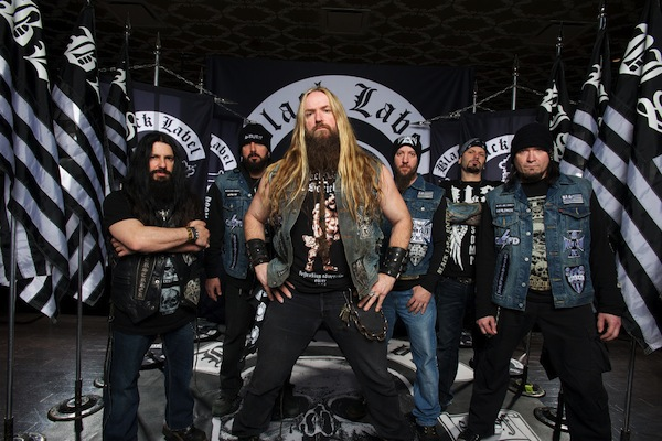 Black Label Society Announce Winter UK + European Tour