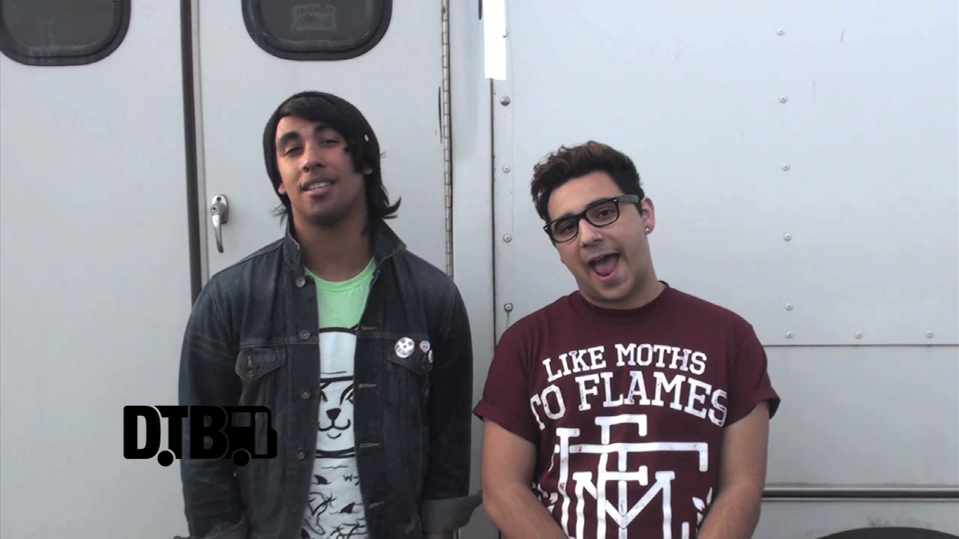 Palisades – CRAZY TOUR STORIES [VIDEO]