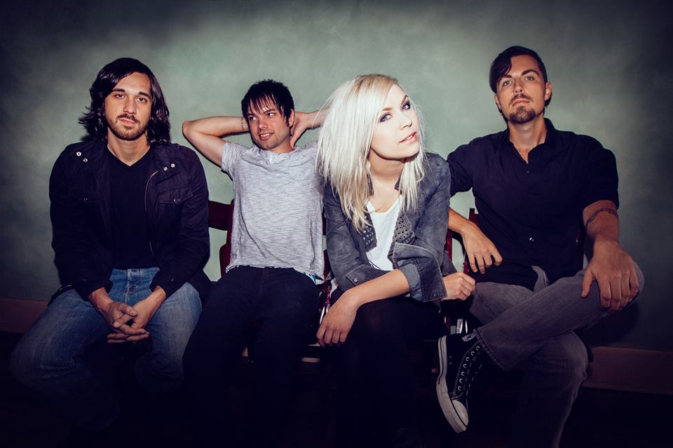 """The Nearly Deads Announce """"The Braveheart Tour"""" With Stitched Up Heart"""