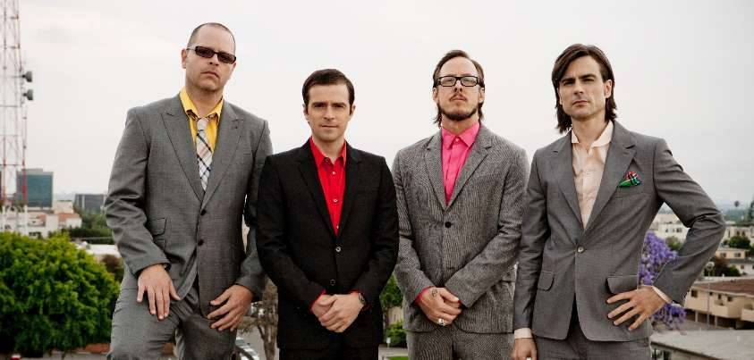 "Weezer Announce ""Everything Will Be Alright In The End"" Tour"