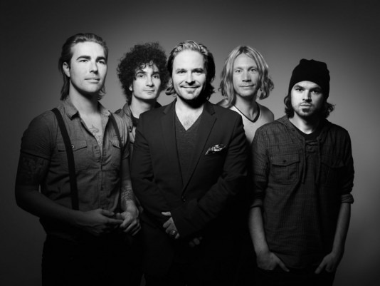 """Audio Adrenaline Announce """"Change a Life Tour"""" With Kutless"""