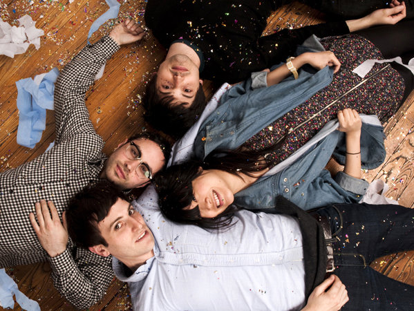 The Pains of Being Pure at Heart Extend Fall Tour