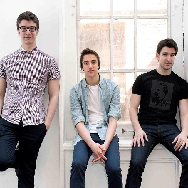 AJR Announce Radio Tour and Dates Supporting Lindsey Stirling