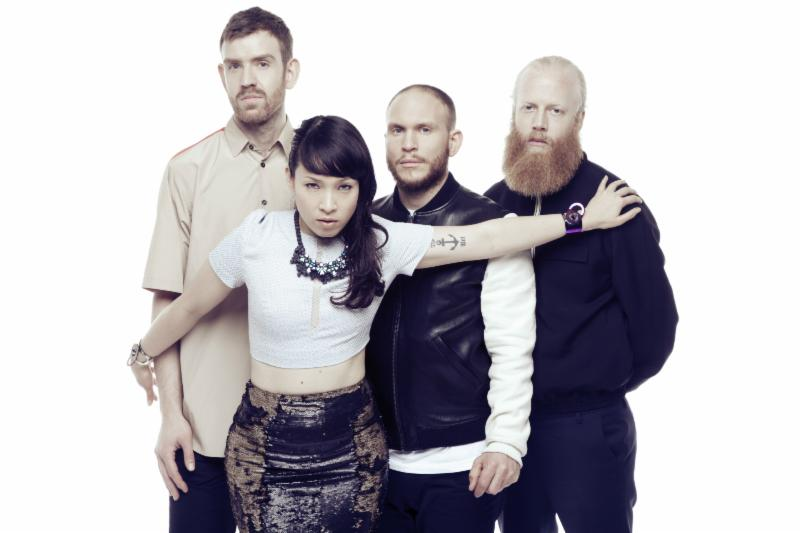 Little Dragon Announce North American Tour