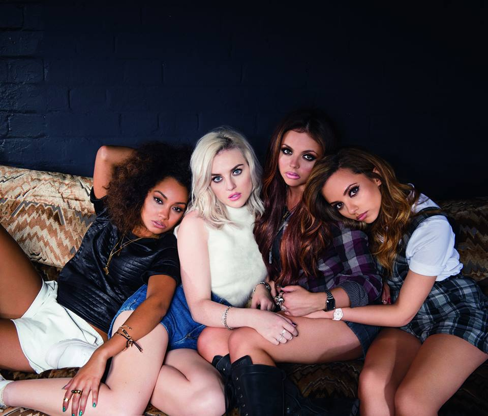 "Little Mix Announce Support For ""Salute Tour"""