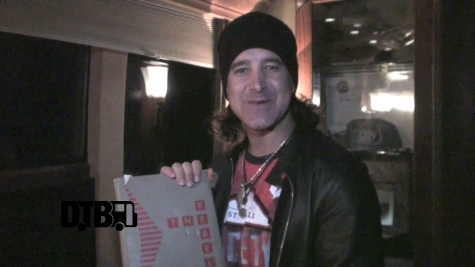 Scott Stapp (of Creed) – BUS INVADERS Ep. 600 [VIDEO]