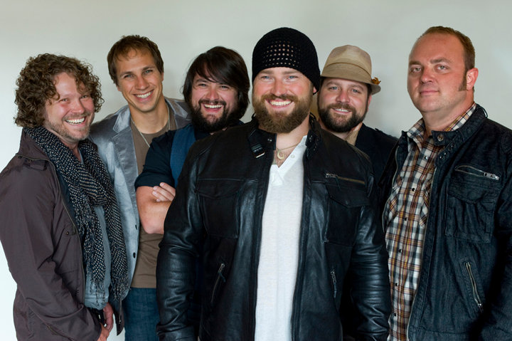 """Zac Brown Band Announce """"The Great American Road Trip Tour"""""""