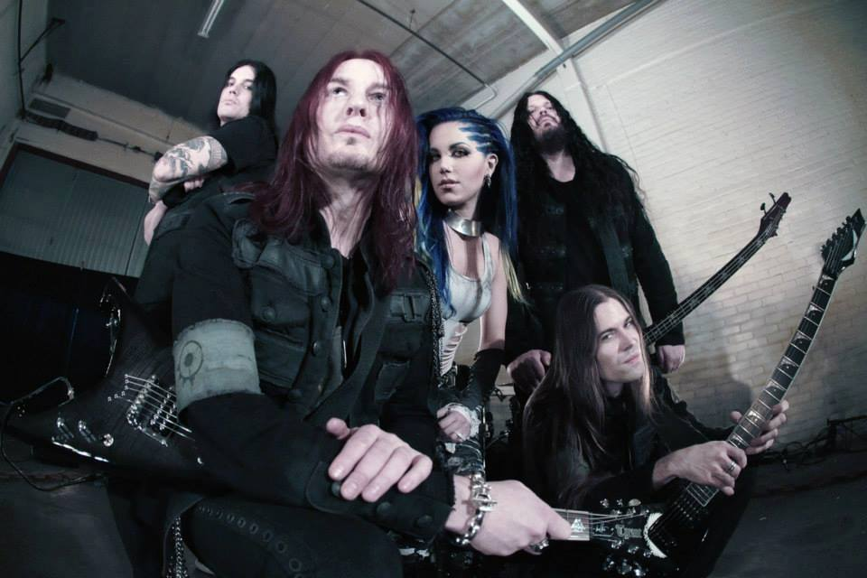 "Arch Enemy to Headline the ""Summer Slaughter Tour 2015"""