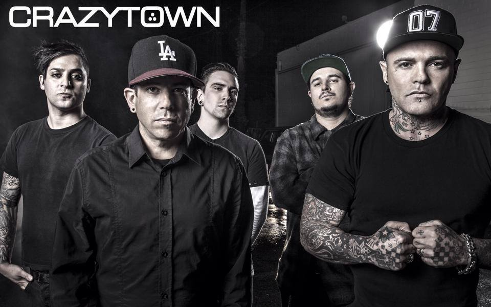 Crazytown Announce U.S. and European Tour Dates