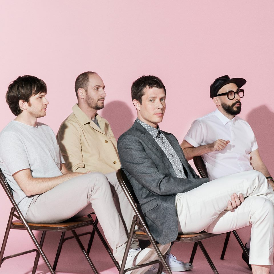 OK Go Announces Spring 2015 North American Tour