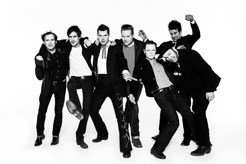 Old Crow Medicine Show Announces Summer/Fall Tour