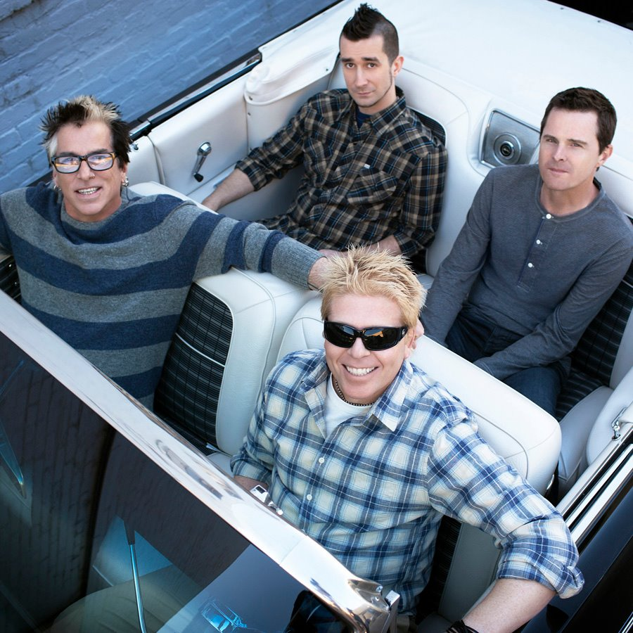 "The Offspring Announce ""Summer Nationals Tour"""