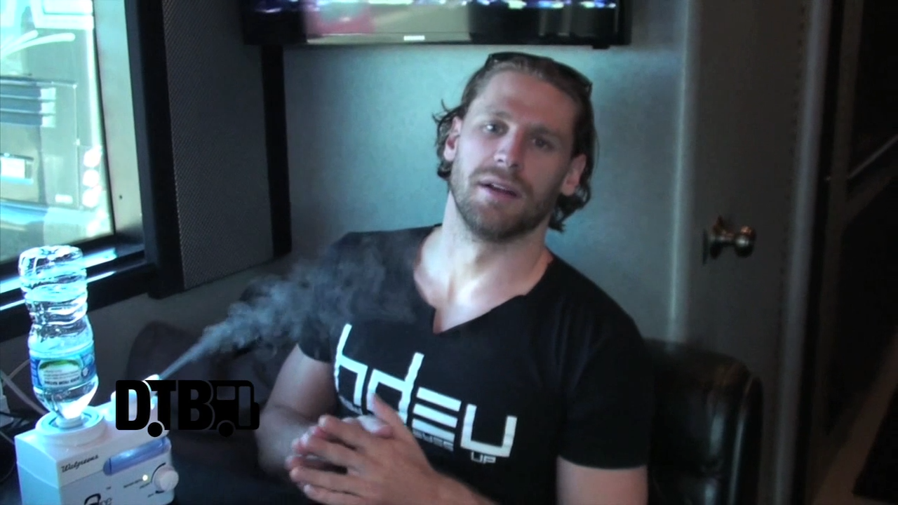Chase Rice – DREAM TOUR [VIDEO]