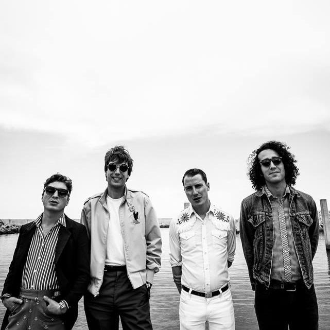 Islands Announce Fall U.S. Tour