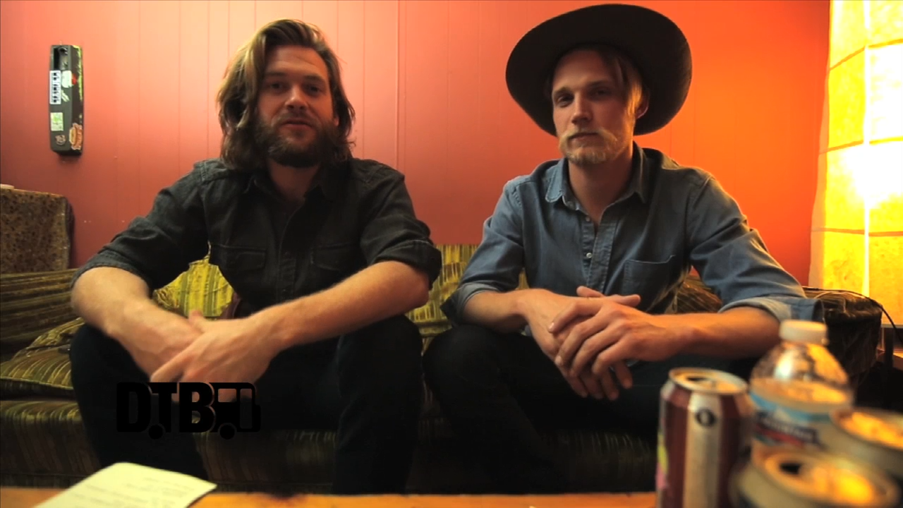 Jamestown Revival – CRAZY TOUR STORIES [VIDEO]