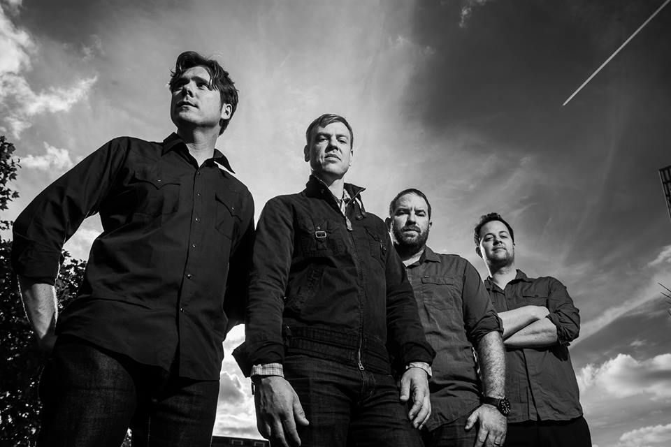 """Jimmy Eat World Announce Australian and New Zealand """"Futures"""" Tour"""