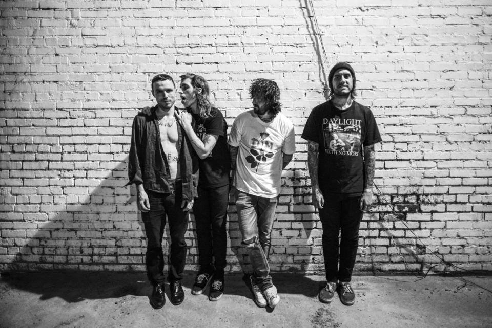 "Nothing Announces the ""Tired of Tomorrow Tour"""