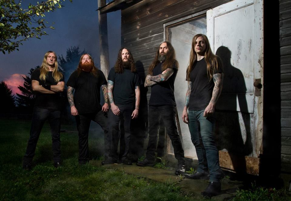 Skeletonwitch Announce Spring European Tour