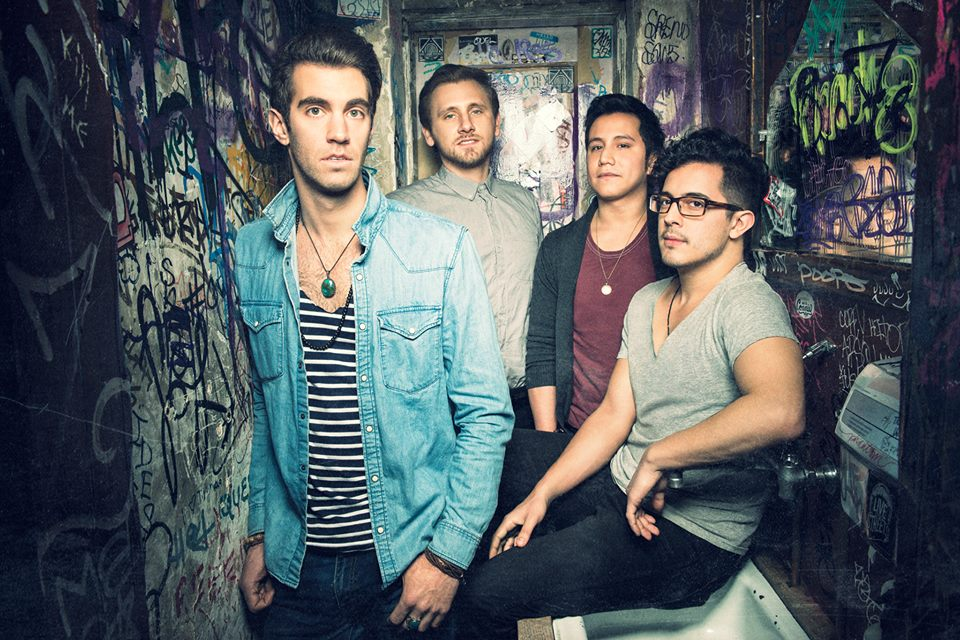American Authors Announces Co-Headline Tour with Andy Grammer