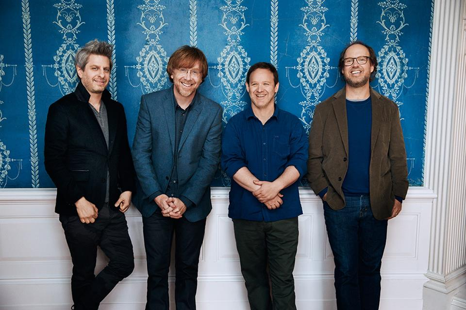 Phish Announces Summer U.S. Tour