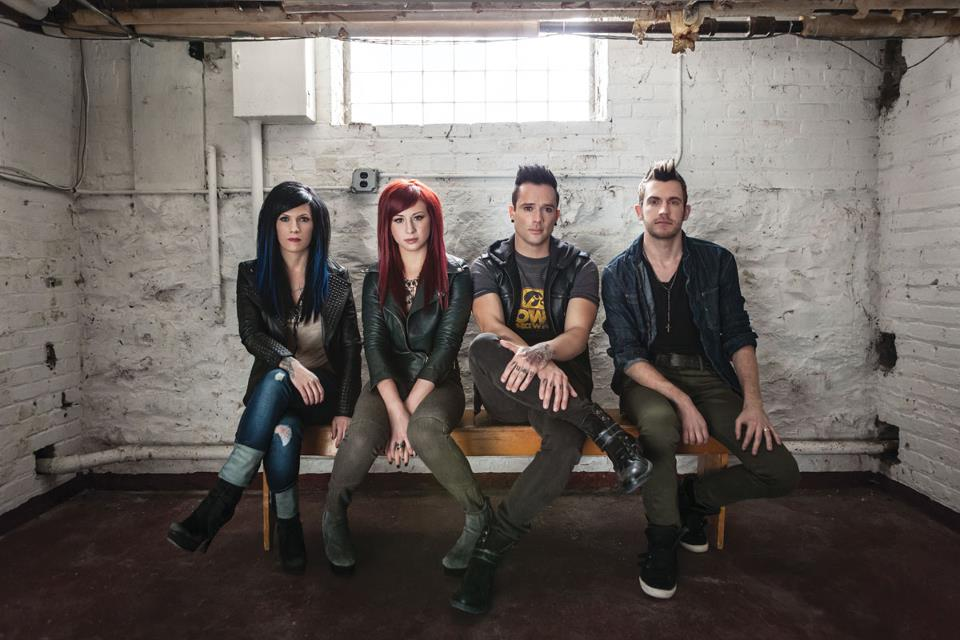 Skillet Announce Europe/UK/Russia Fall Tour