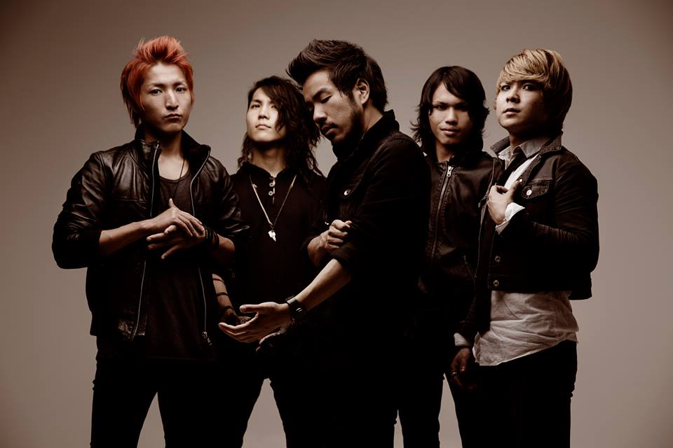 Crossfaith Announce Spring 2016 UK Tour