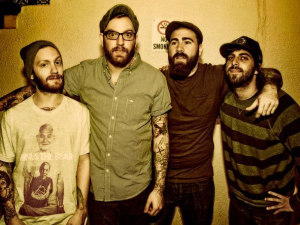 "Four Year Strong Announce ""The Go Down In History Tour"""