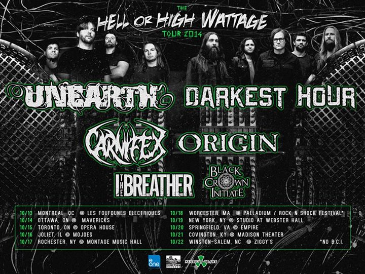 Hell-Or-High-Wattage-Tour-poster