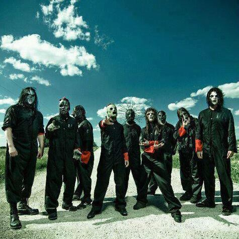 Slipknot Announce the Dates for North American Tour with Marilyn Manson