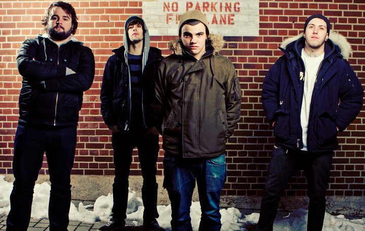 Stray From The Path Pull Off Emmure Tour