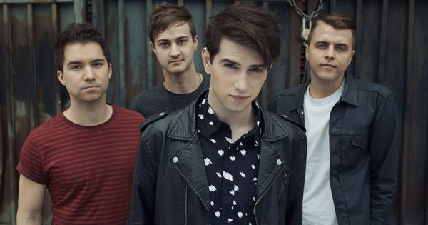 The Downtown Fiction Added To Fall Tour With You Me At Six