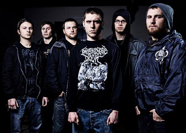 """Whitechapel Announces First Round of """"Straight Outta Hell Tour"""" Dates with Suicide Silence"""
