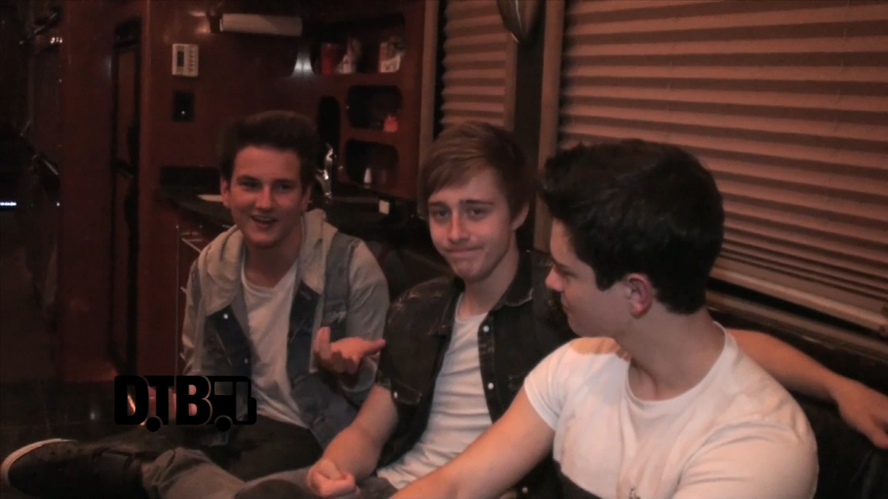 Before You Exit – CRAZY TOUR STORIES [VIDEO]