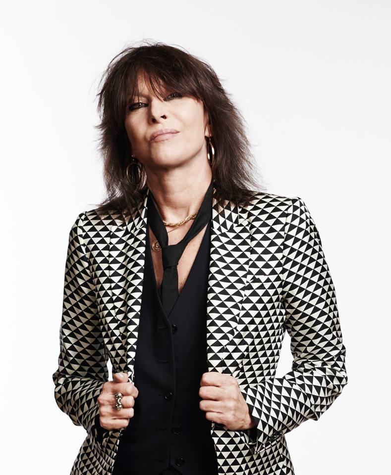 Chrissie Hynde Announces North American Tour