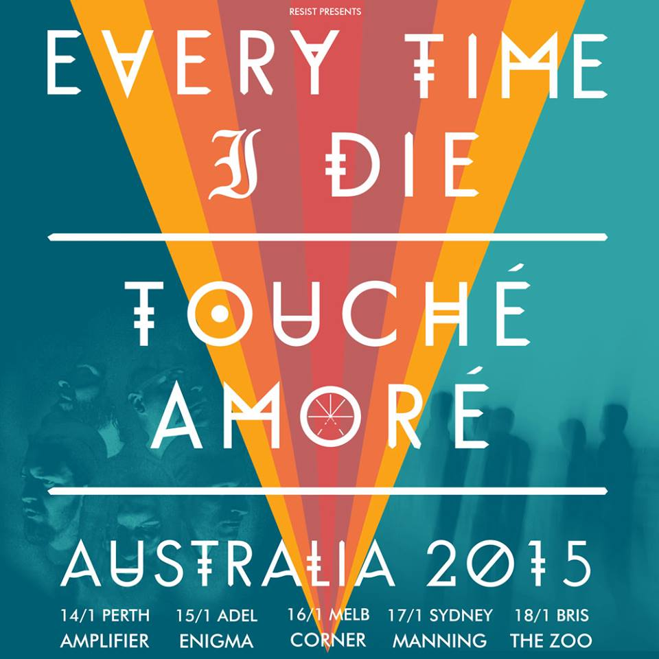 Every-Time-I-Die-Touche-Amore-Australian-Tour-poster