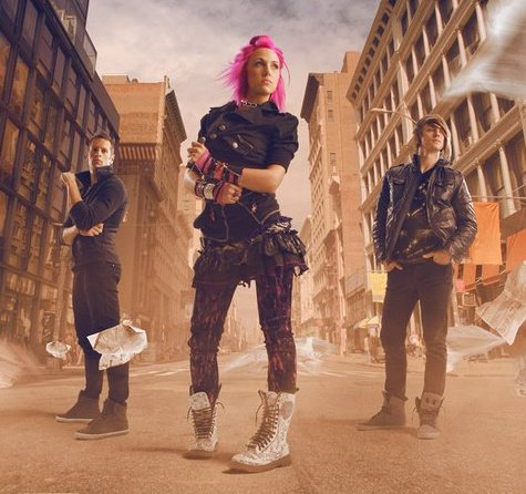 "Icon For Hire Announce ""The Rock and Roll Thugs Tour"""