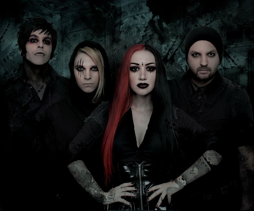 "New Years Day Announces ""The Other Side Tour"""