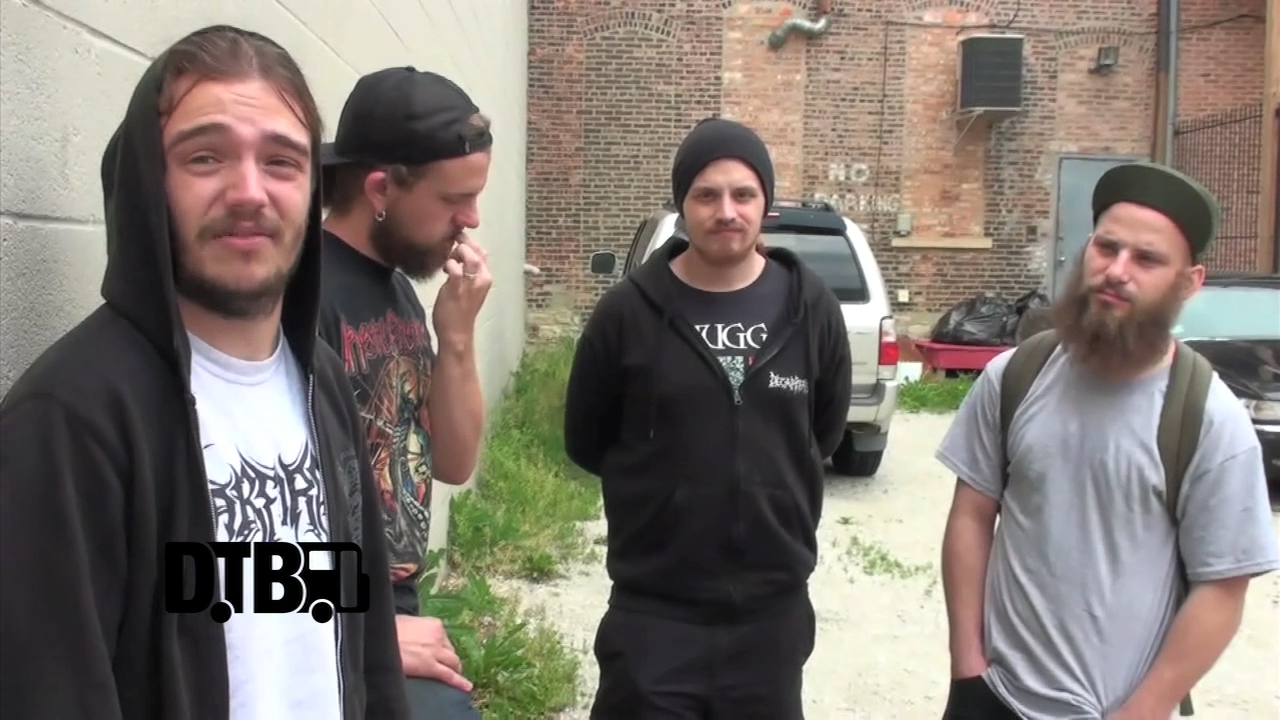 Rivers of Nihil – CRAZY TOUR STORIES [VIDEO]