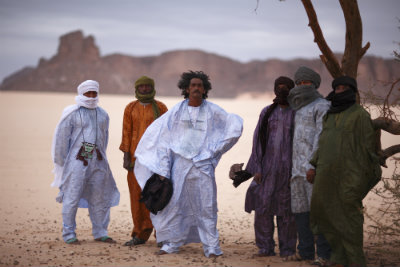 Tinariwen Announces North American Tour