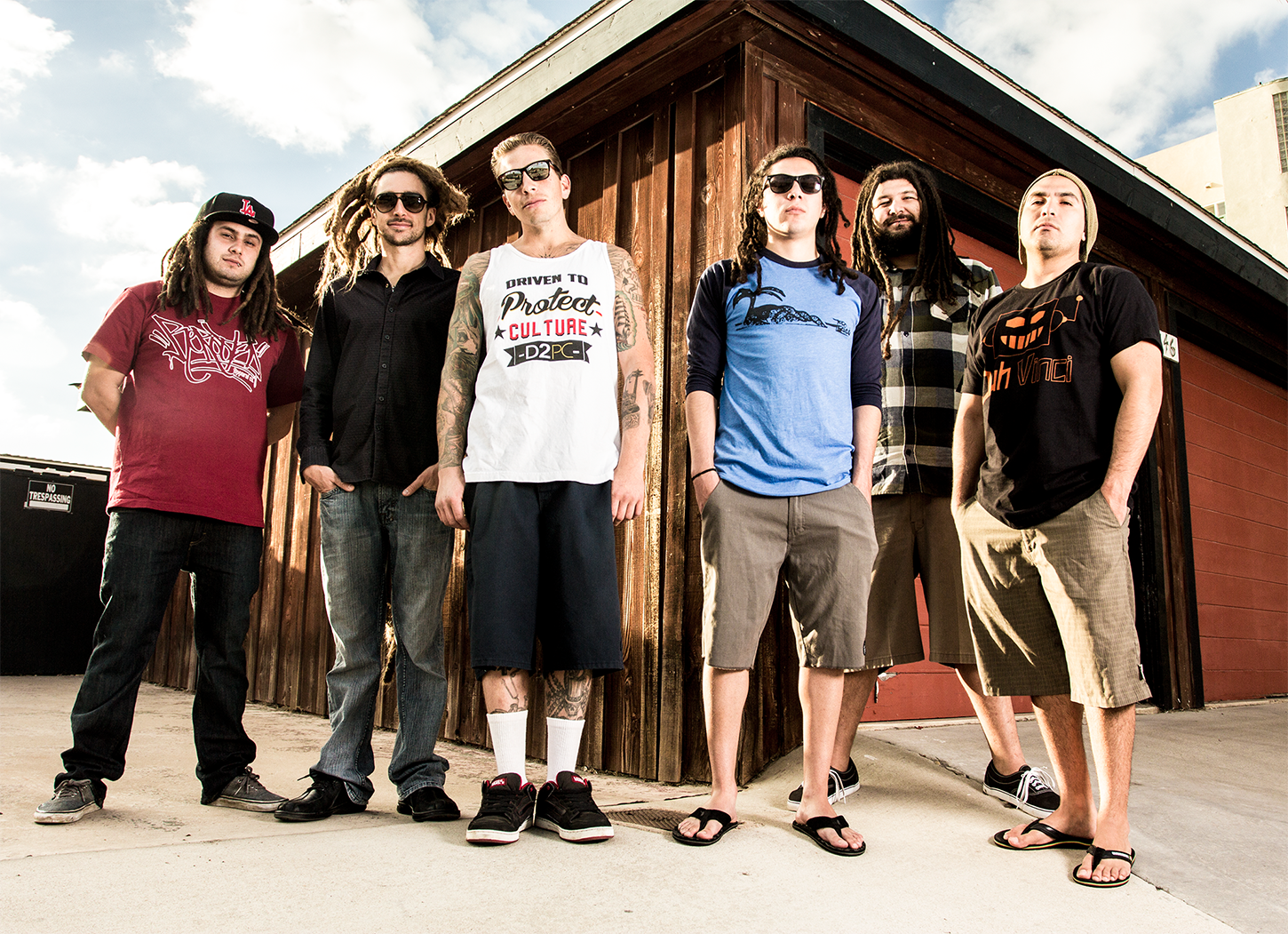 """Tribal Seeds Announce """"Representing Fall Tour"""""""