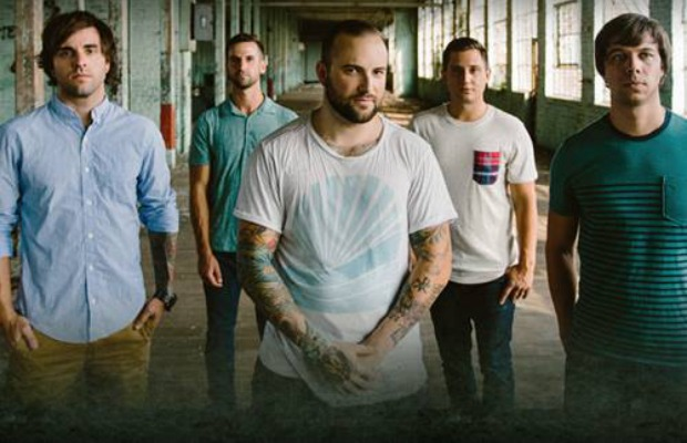 """August Burns Red Announce """"The Frozen Flame Tour"""""""