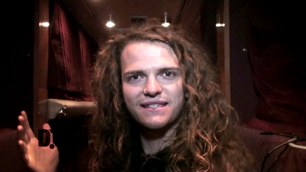 Miss May I – BUS INVADERS Ep. 707