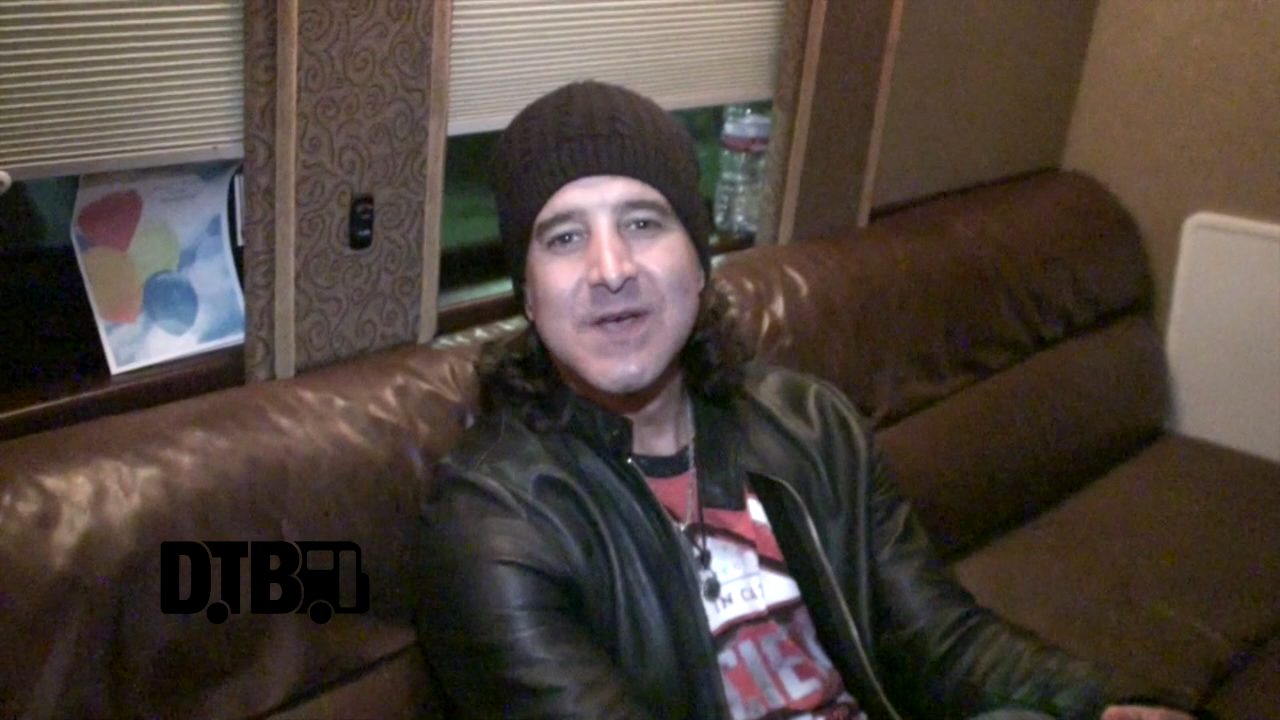Scott Stapp (of Creed) – PRESHOW RITUALS [VIDEO]