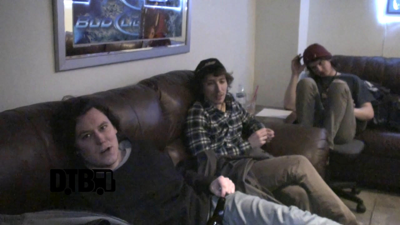 The Front Bottoms – DREAM TOUR [VIDEO]