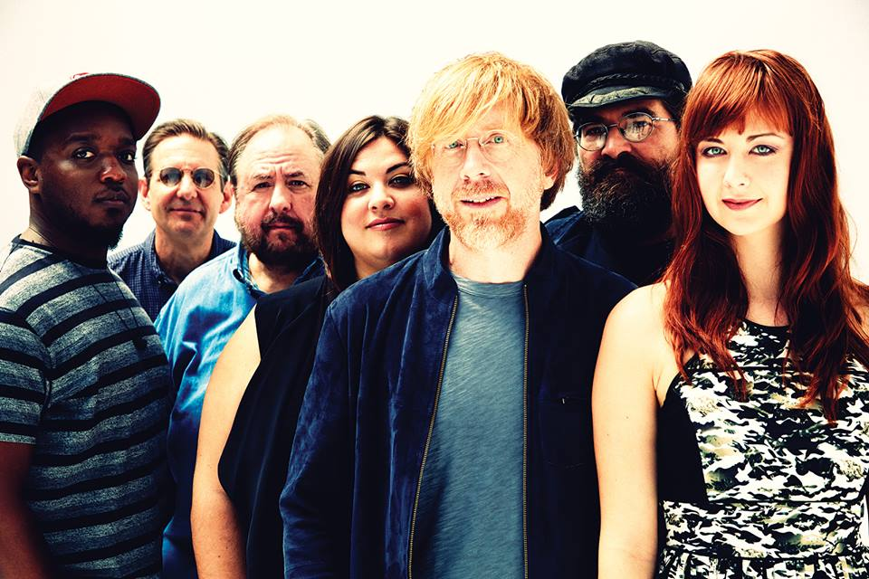 Trey Anastasio Band Announces Fall U.S. Tour