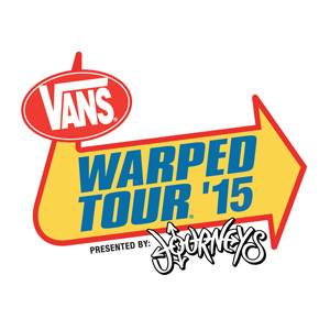 The Wonder Years, Matchbook Romance + More Added to Warped Tour 2015
